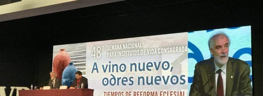 El rector de la Universidad Pontifica Comillas, Julio Martínez