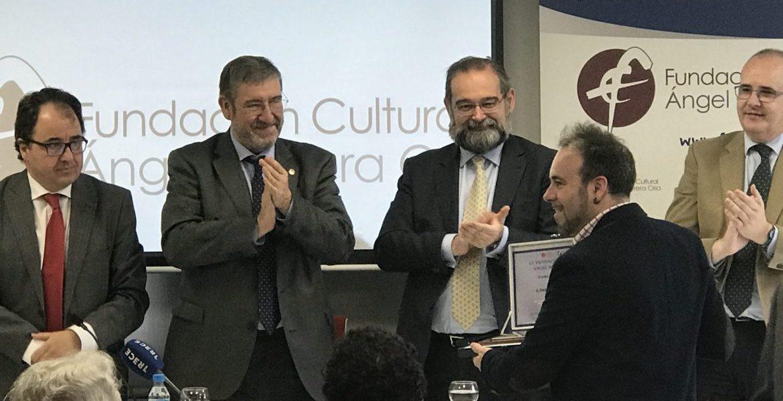 """El colaborador de """"Ecclesia"""", Carlos González García"""