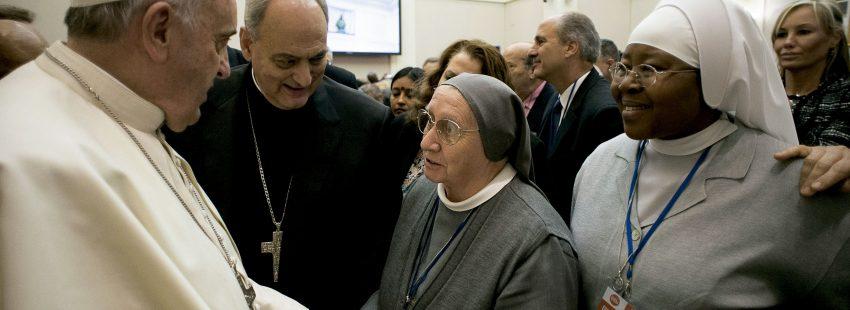 La hermana Bonetti es la encargada de preparar el viacrucis del Papa este 2019