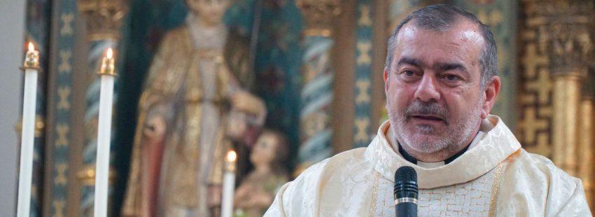 Carlos María Domínguez, obispo auxiliar de San Juan de Cayo, agustino recoleto