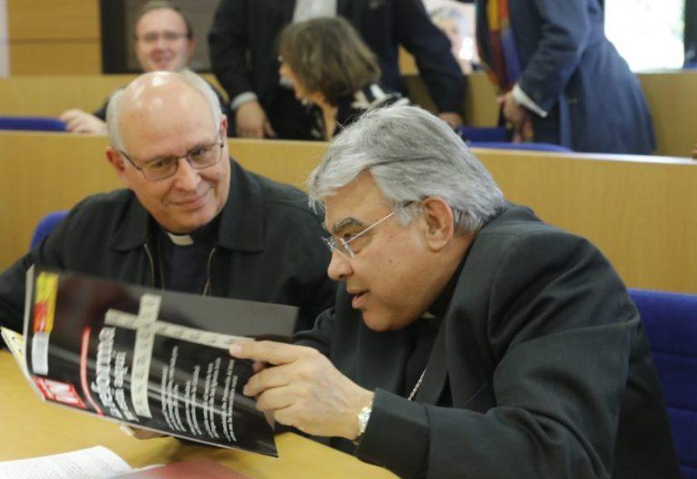 El secretario del Consejo de Cardenales, Marcello Semeraro