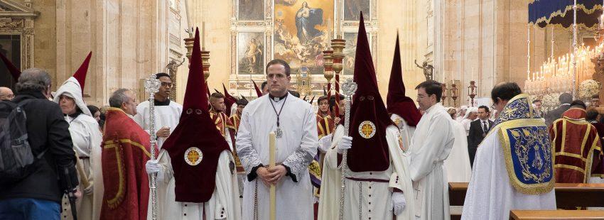 El jesuita Daniel Cuesta