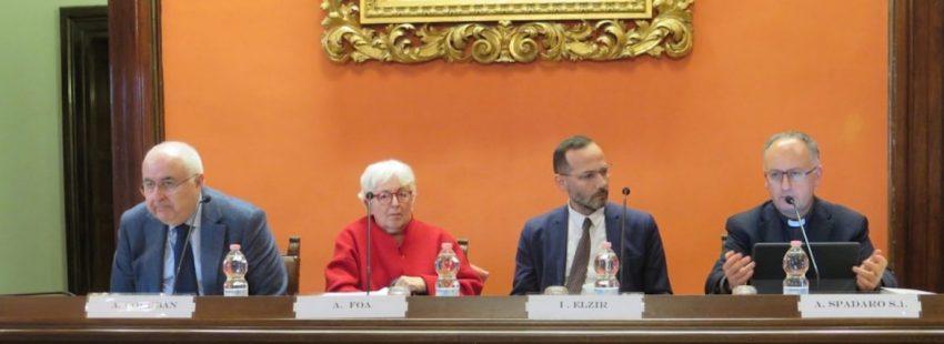 Encuentro sobre diálogo interreligioso organizado por la Civiltà Cattolica