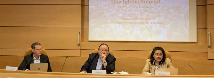 Carlos María Galli, teólogo de la Pontificia Universidad Católica de Argentina