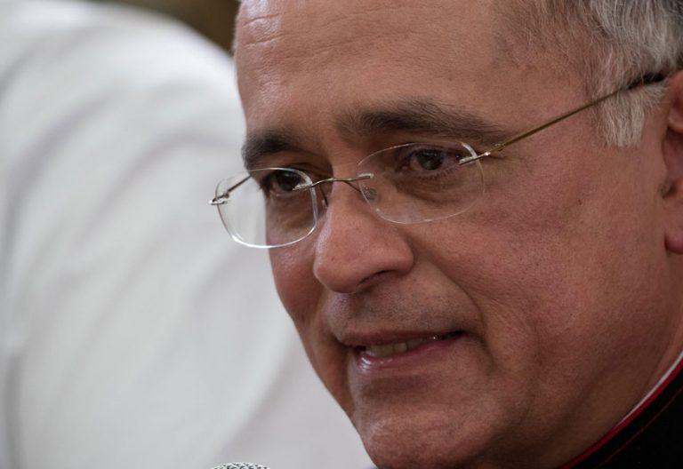 Silvio Báez, obispo auxiliar de Managua