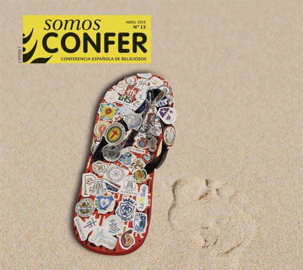 Portada SOMOSConfer abril 2019 Número 13