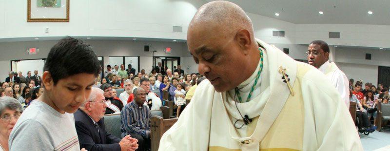 Wilton Gregory, nuevo arzobispo de Washington