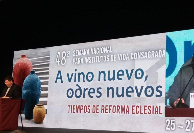 carmen ros 48 semana nacional vida consagrada