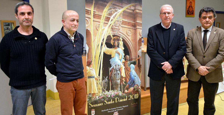 presentación cartel-semana-santa-daimiel