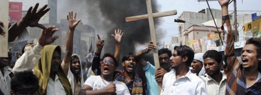 cristianos pakistan