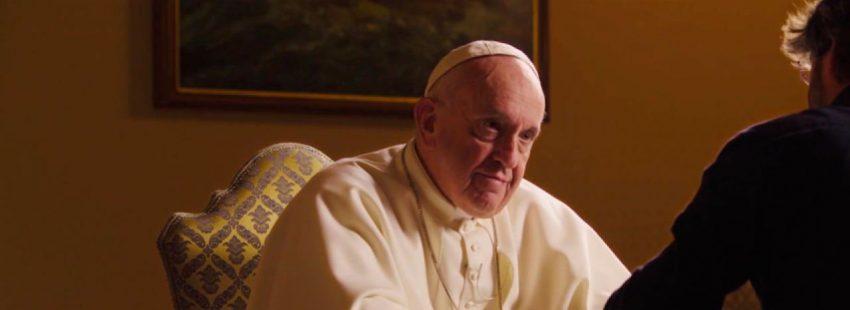 El papa Francisco es entrevistado por Jordi Évole, de Salvados en La Sexta