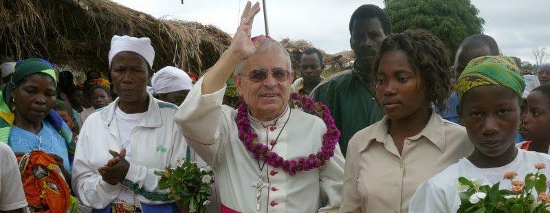 Francisco Lerma, obispo en Mozambique
