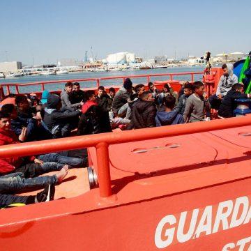 migrantes españa