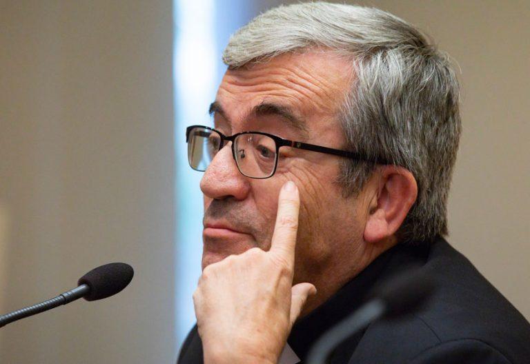 Luis Arguello, secretario general de la CEE