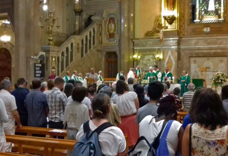 parroquias