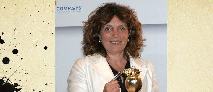 Rita Pinci, nueva coordinadora de Donne Chiesa Mondo, el suplemento femenino de L'Osservatore Romano
