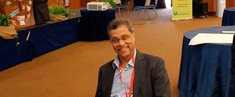 Aloysius John, secretario general Caritas Internationalis