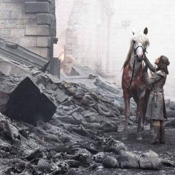 Arya Stark, Juego de Tronos