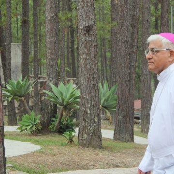 H. Miguel Cabrejos, presidente del CELAM