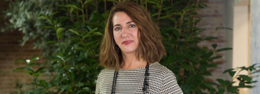 Cristina Abad Cadenas, autora de 'La libertad de amar'