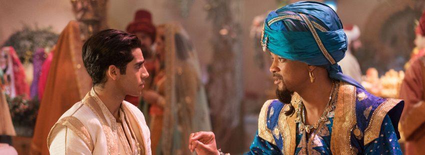 Fotograma de 'Aladdin' (2019)