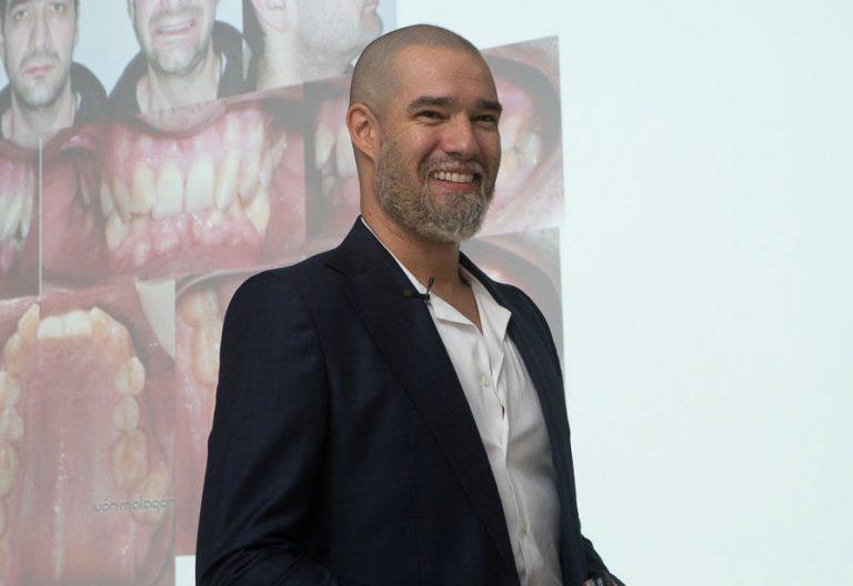 El odontólogo Iván Malagón