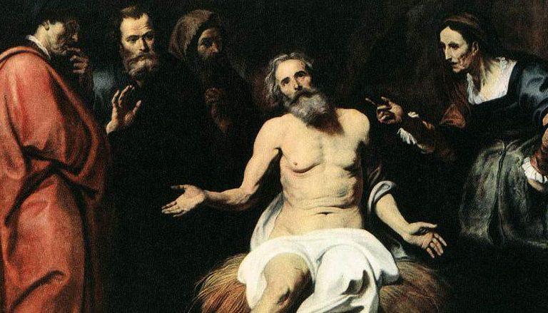 Job, personaje bíblico