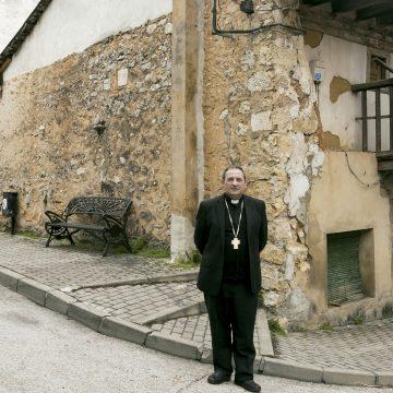 Abilio Martínez Varea, obispo de Osma-Soria
