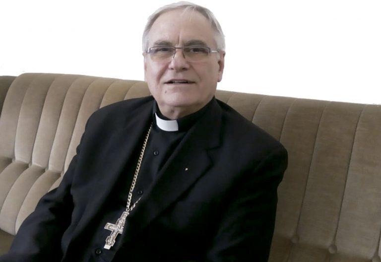 Christo Proykov, presidente de la Conferencia Episcopal de Bulgaria