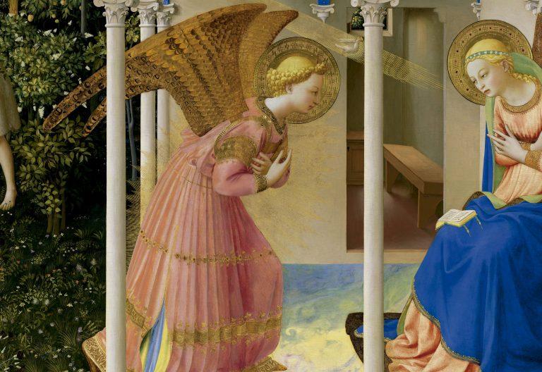Fra Angelico restaurado Museo del Prado