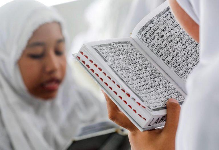 mujer islam ramadan 2019