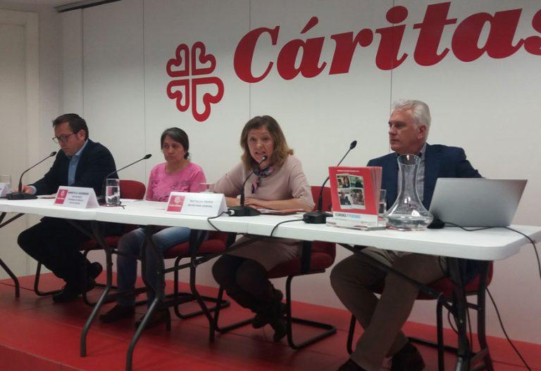 natalia-peiro-secretaria-general-caritas-rueda-de-prensa-mayo-2019