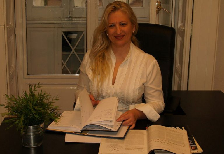 Paloma Hornos, psicoterapeuta