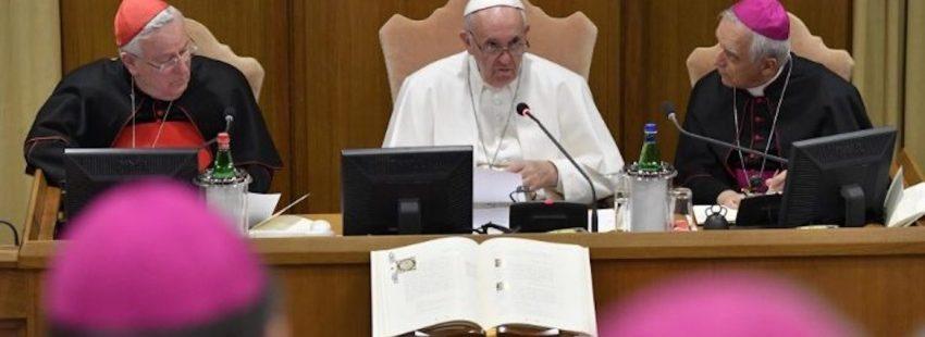 papa obispos italianos