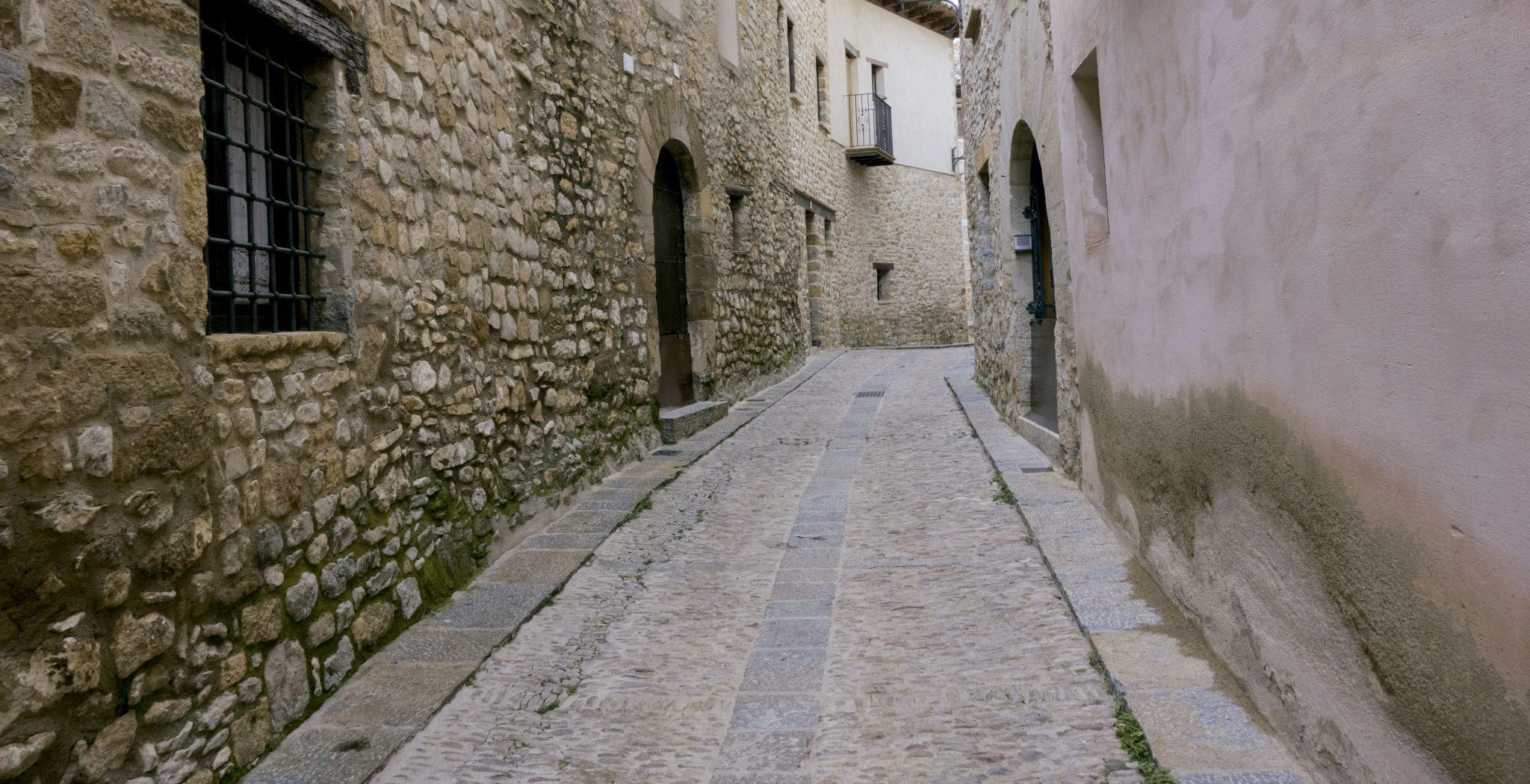Pueblo vacío Teruel