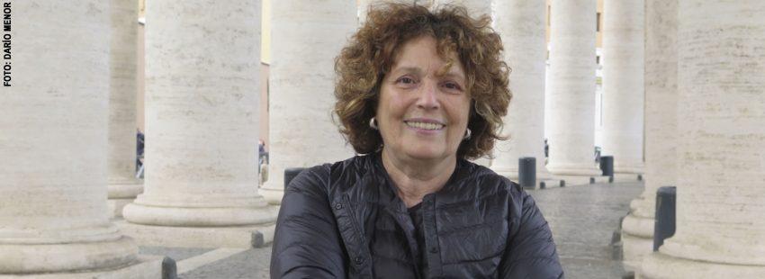 Rita Pinci, coordinadora de Donne Chiesa Mondo