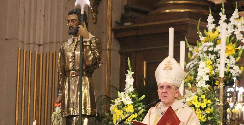 El cardenal Osoro, en la eucaristía en honor a san Isidro