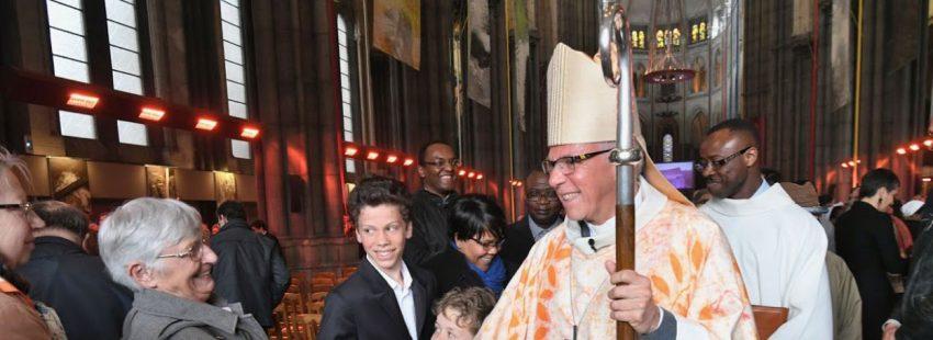 Antoine Hérouard, obispo auxiliar de Lille