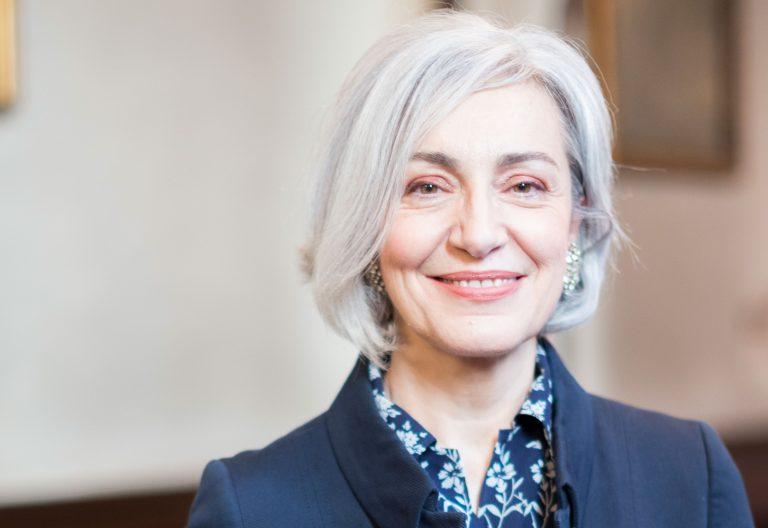 La profesora y escritora Carmen Guaita