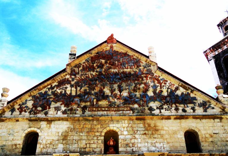 Iglesia de San Joaquín en Filipinas