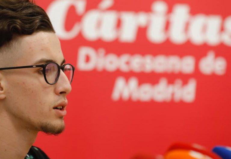 MENA atendido por Cáritas Madrid