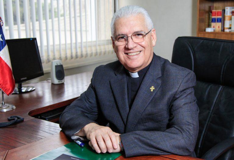 Alberto Lorenzelli, obispo auxiliar de Santiago de Chile