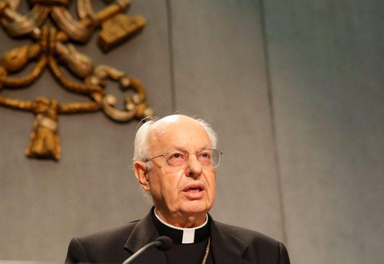 Cardenal Lorenzo Baldisseri
