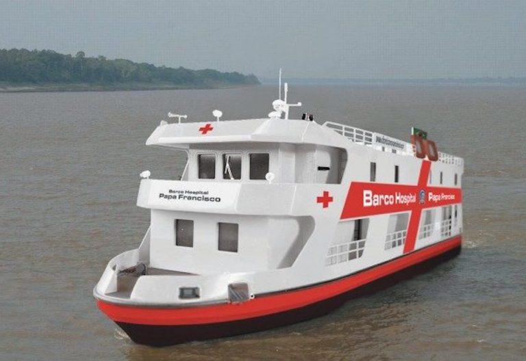 barco papa francisco