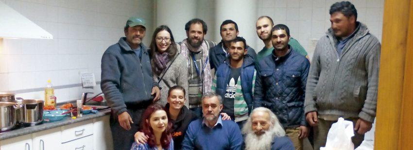 Gitanos rumanos España