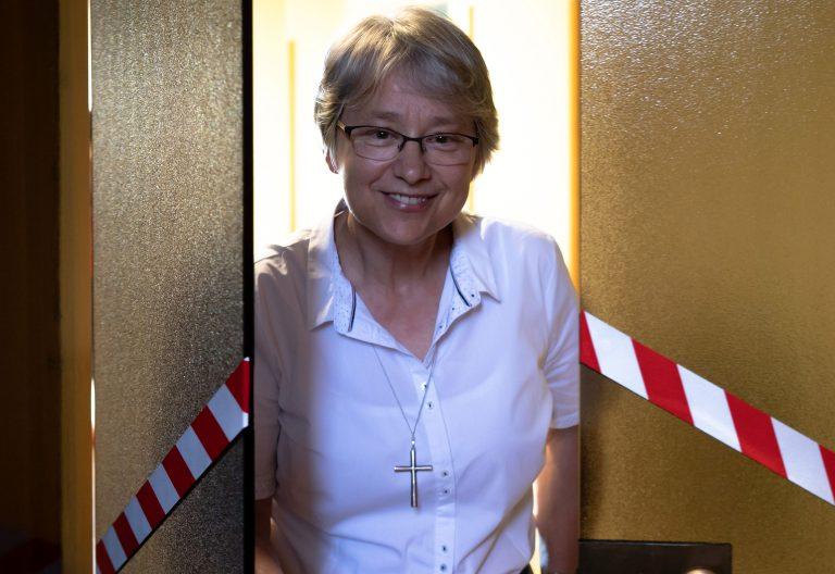 Jolanta Kafka, presidenta de la UISG
