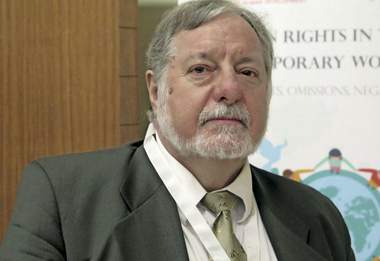 José Casanova, profesor de Sociología de la Religión en Georgetown