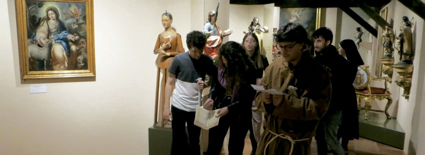 Museo de Arte Sacro de Bilbao scape room