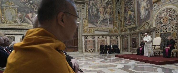 papa francisco audiencia fundacion centesimus annus junio 2019