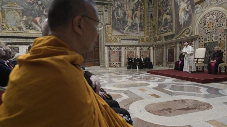 papa francisco audiencia fundacion centesimus annus junio 2019